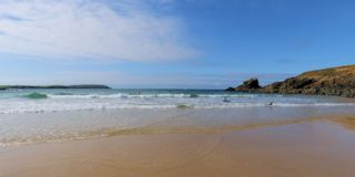 Trevone Bay, North Cornwall