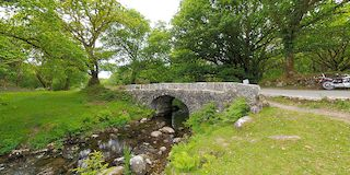 Norsworthy Bridge - Burrator Reservoir